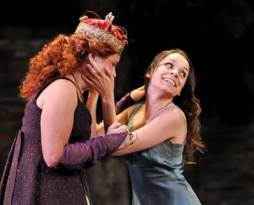 8 Jamie Ann Romero Hamlet Colorado Shakespeare Festival.
