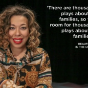 Beaufield Berry Quote 2019 Colorado New Play Summit In the Upper Room. Photo by John Moore