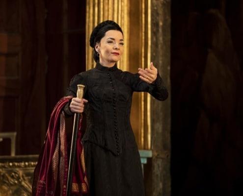 THE PHANTOM OF THE OPERA - Susan Moniz as Madame Giry - photo by Matthew Murphy
