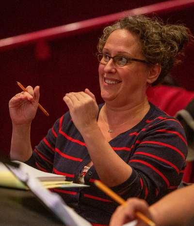 'Wally World' Director Meredith McDonough. Photo by Adams VisCom.