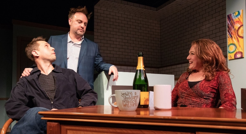What You Will by Jeffrey Neuman. Benchmark Theatre
