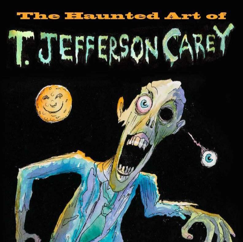 Jeff Carey Haunted