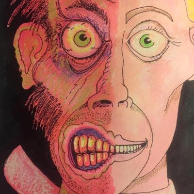 Jeff Carey Zombie