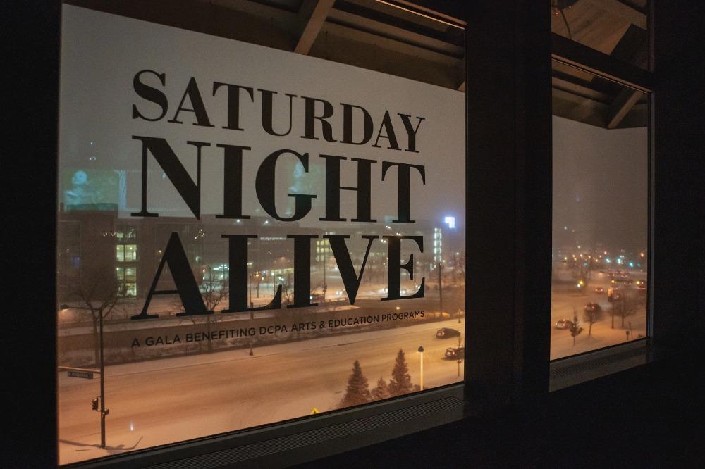 DCPA Saturday Night Alive