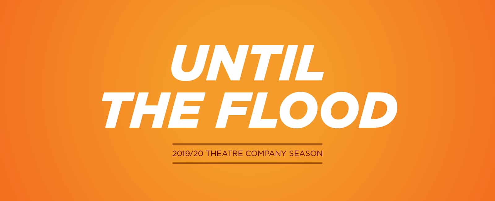 Until the Flood