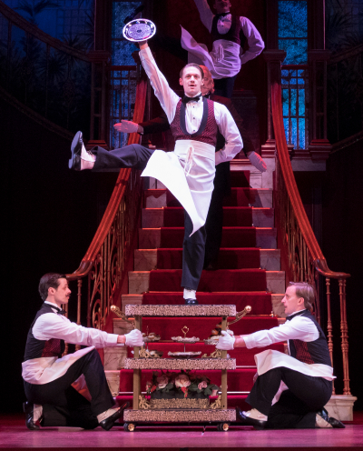 'The Waiters' Gallop' Hello Dolly Photo Credit: Julieta Cervantes