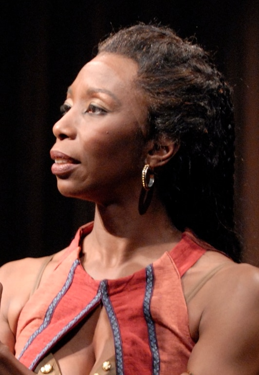 Sharon Washington as Goneril in the DCPA Theatre Company's 2007 King Lear.