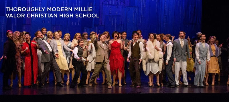 2019 Bobby G Awards Valor Christian High School - Thoroughly Modern Millie