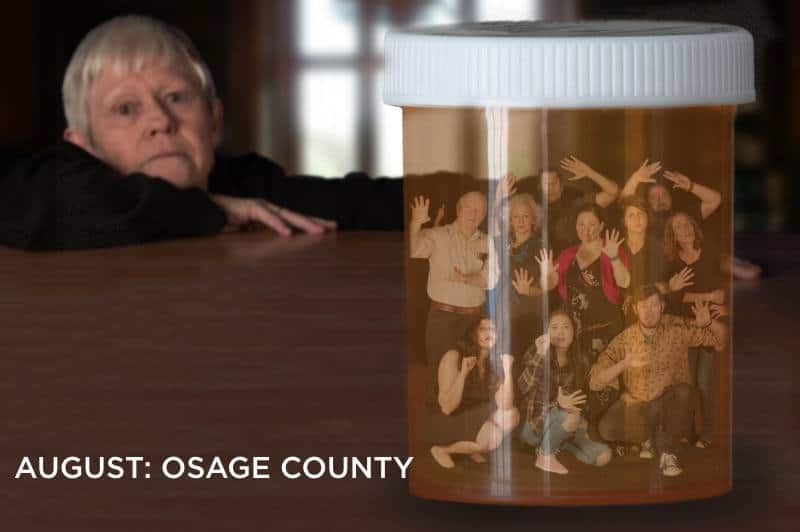 August OSAGE COUNTY FUNKY LITTLE THEATRE COMPANY