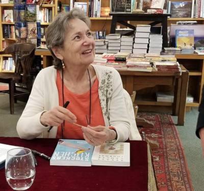 Juliet Wittman. Boulder Bookstore. Stocker's Kitchen