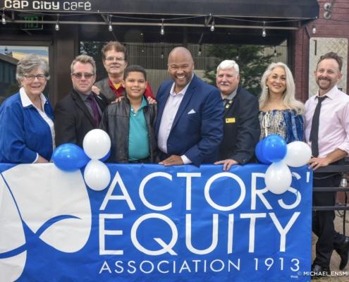 1 Gallery Denver Actors Fund Tony Awards Party