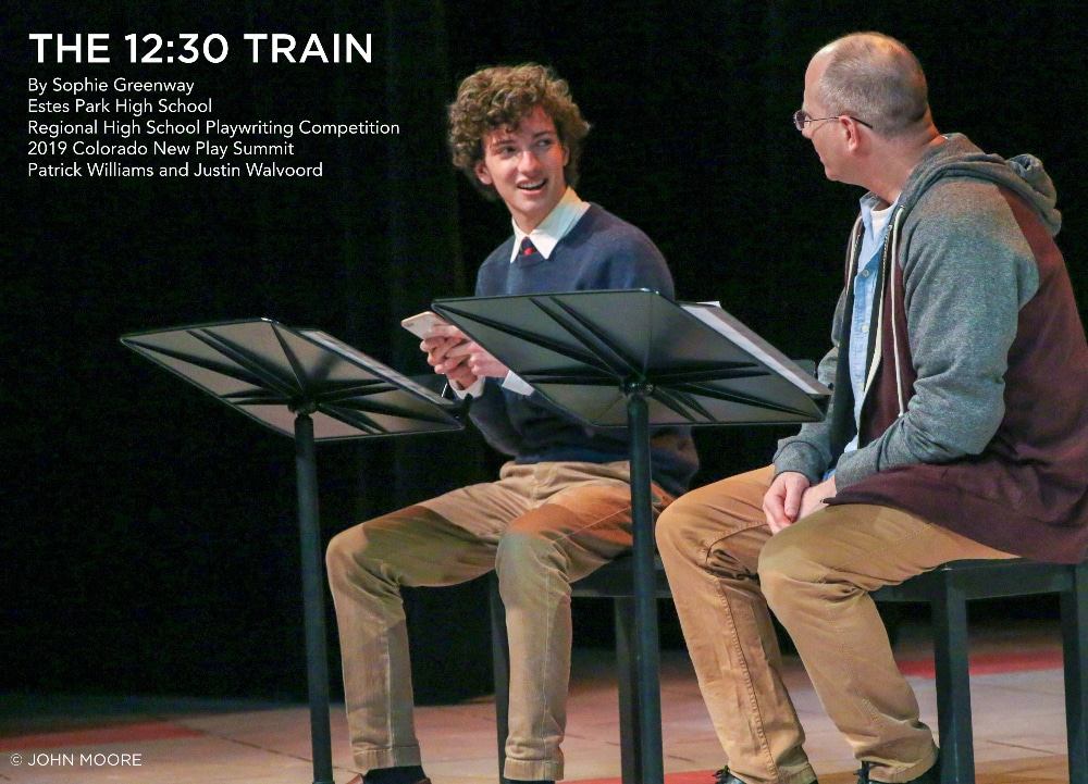 Video: Student playwriting competition opens eyes, raises voices