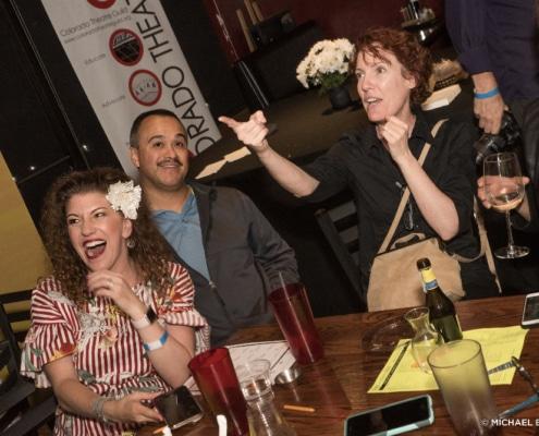 5 Gallery Denver Actors Fund Tony Awards Party