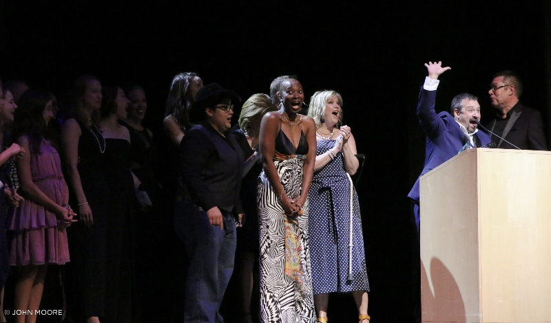 Henry Awards are, oh what a beautiful evening for 'Oklahoma