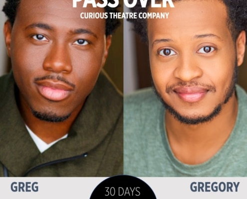 30 Days 30 Plays Curious Theatre Company Greg Geffrard Gregory Fenner
