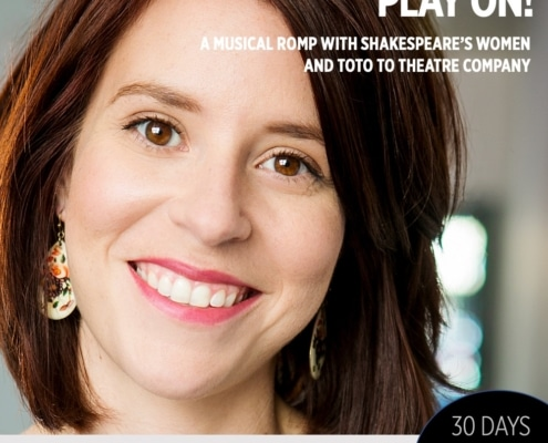 30 Days 30 Plays, Laura Jo Trexle, Shakespeare, Play On