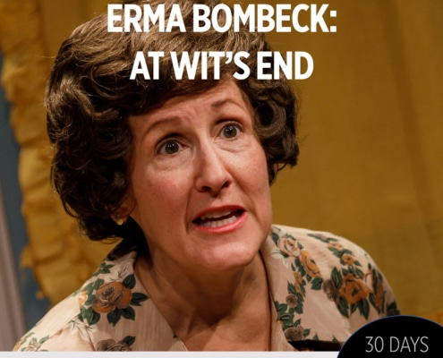 30 Plays, 30 Days, Pam Sherman, Erma Bombeck