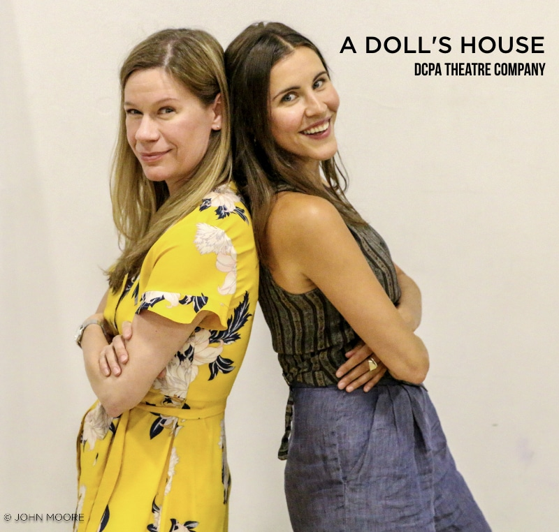 A Doll's House. Photo by John Moore.