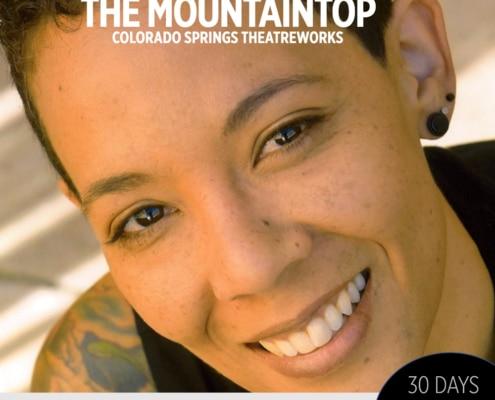 Marisa D Hebert. The Mountaintop. TheatreWorks 30 Plays 30 Days