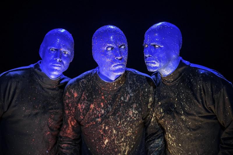 Blue Man Group return to Denver October 22-27. Photo by Lindsey Best.