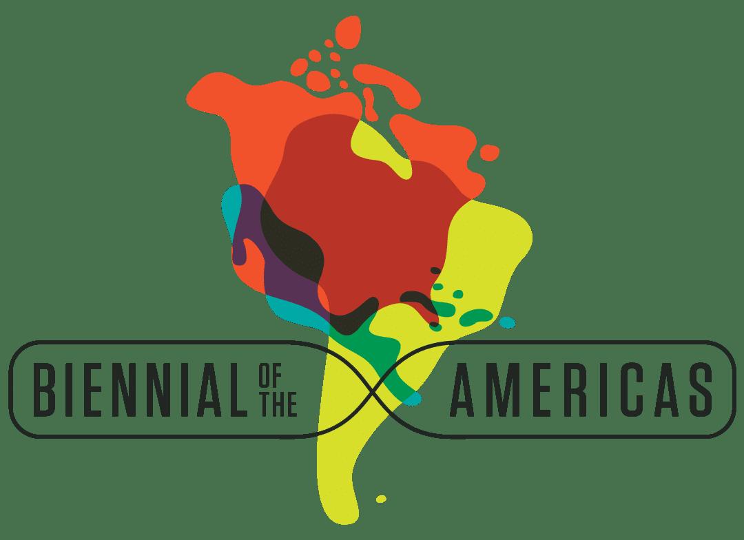 Biennial of the Americas logo