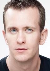 Phamaly playwright Garrett Zuercher.