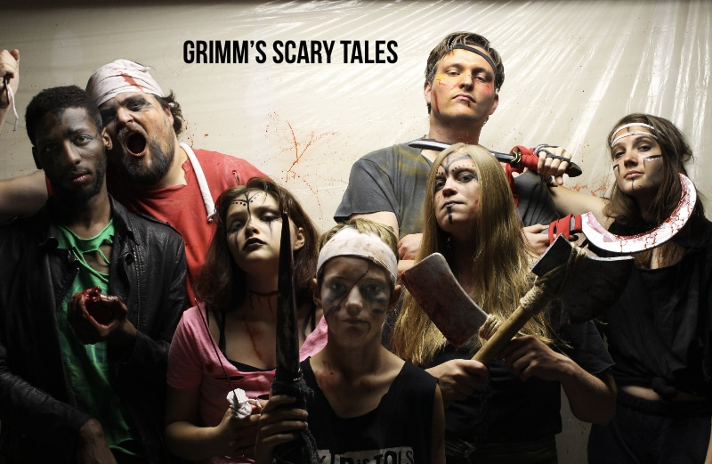 Grimm's Scary Tales. Audacious Theatre