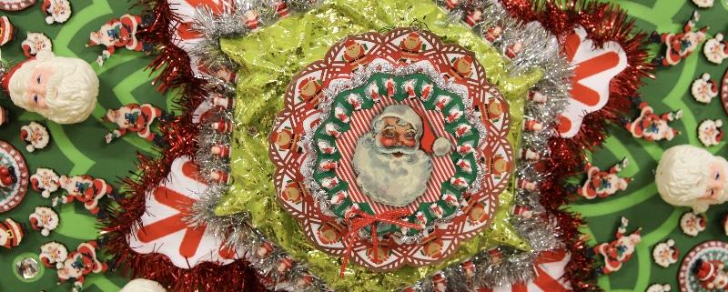 Santas. Camp Christmas. Photo by John Moore(1)