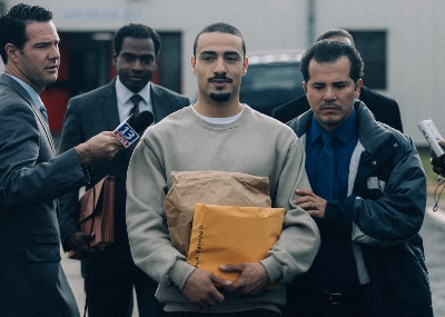 John Leguizamo, right, was nominated for an Emmy Award for his work in 'When They See Us.'