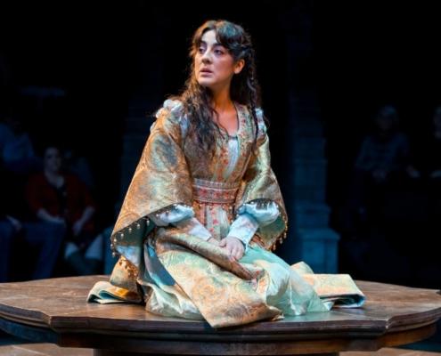 Mehry Eslaminia as Viola in TWELFTH NIGHT_ Photos by Adams VisCom