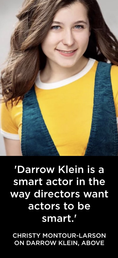 Darrow Klein quote
