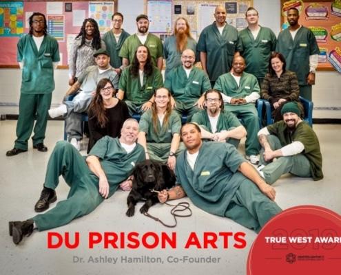 2019 True West Awards DU Prison Arts