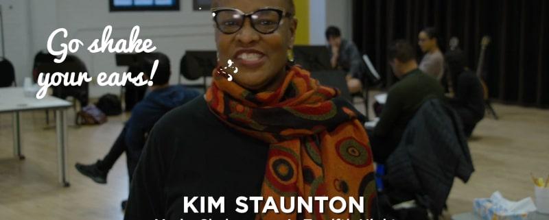 Kim Staunton Twelfth Night.
