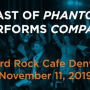 'Phantom' cast performs 'Company' at Denver benefit