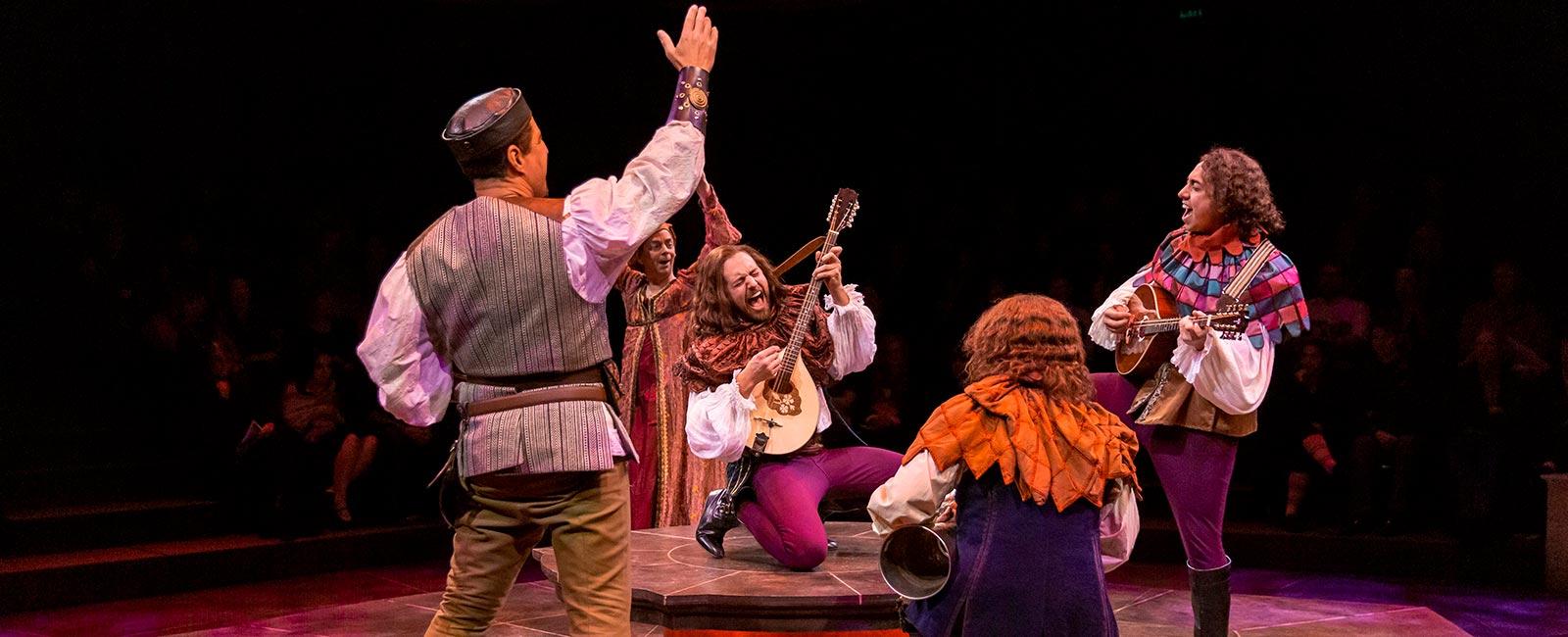 The Company of Twelfth Night_Photo by Adams VisCom