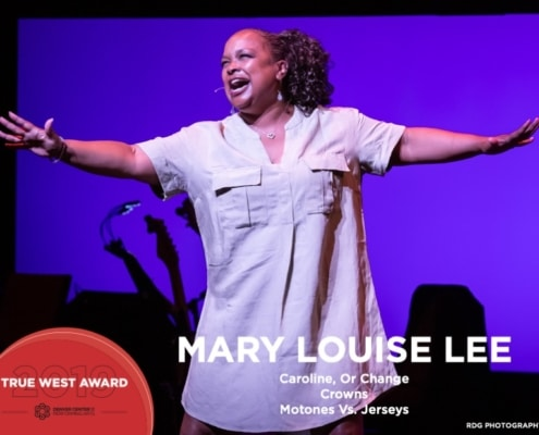 Mary Louise Lee performing at the 2019 Henry Awards. RDG Photography.