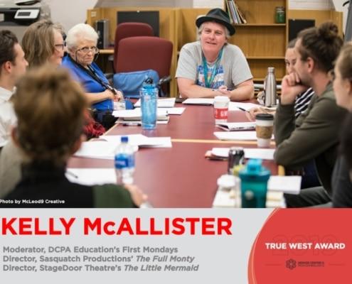 2019 True West Awards Day 16 Kelly McAllister
