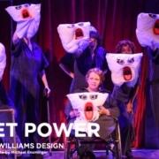 2019 True West Award Katy Williams Puppetry