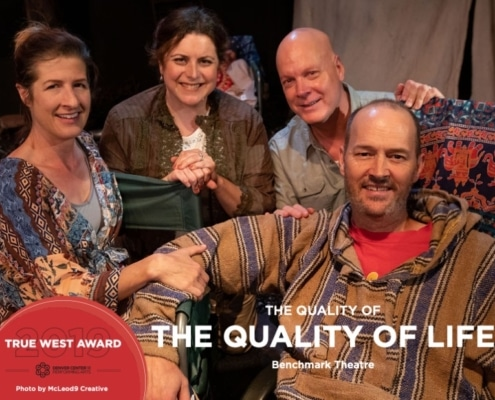 2019 True West Awards Quality of Life Benchmark Theatre. Photo by McLeod9 Creative