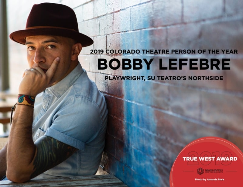 2019 True West Awards Bobby Lefebre