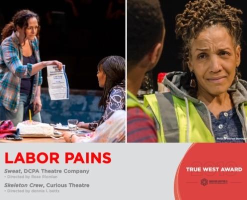 2019 True West Awards Labor Pains Sweat Skeleton Crew