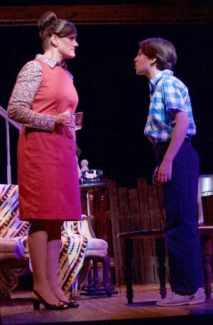 Maggie Tisdale Sophia Dotson in 'Caroline, Or Change.'