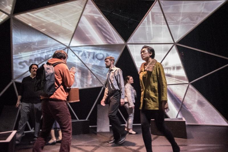 Boulder Ensemble Theatre Company's 'Curious Incident.' Photo by Michael Ensminger.