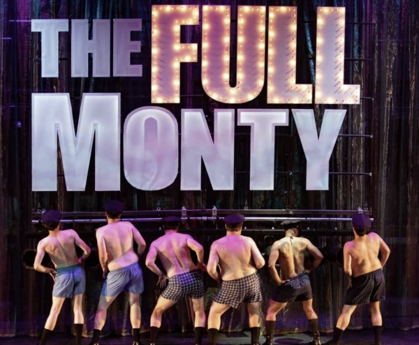 Kelly McAllister directed 'The Full Monty' for Sasquatch Productions at the PACE Center. Photo by Becky Toma.