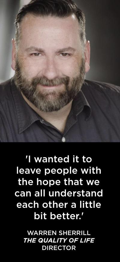 Warren Sherrill quote