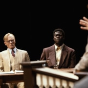 Cast from the Broadway production of 'To Kill a Mockingbird,' comig to Denver next year as a national tour. Photo by Julieta Cervantes.