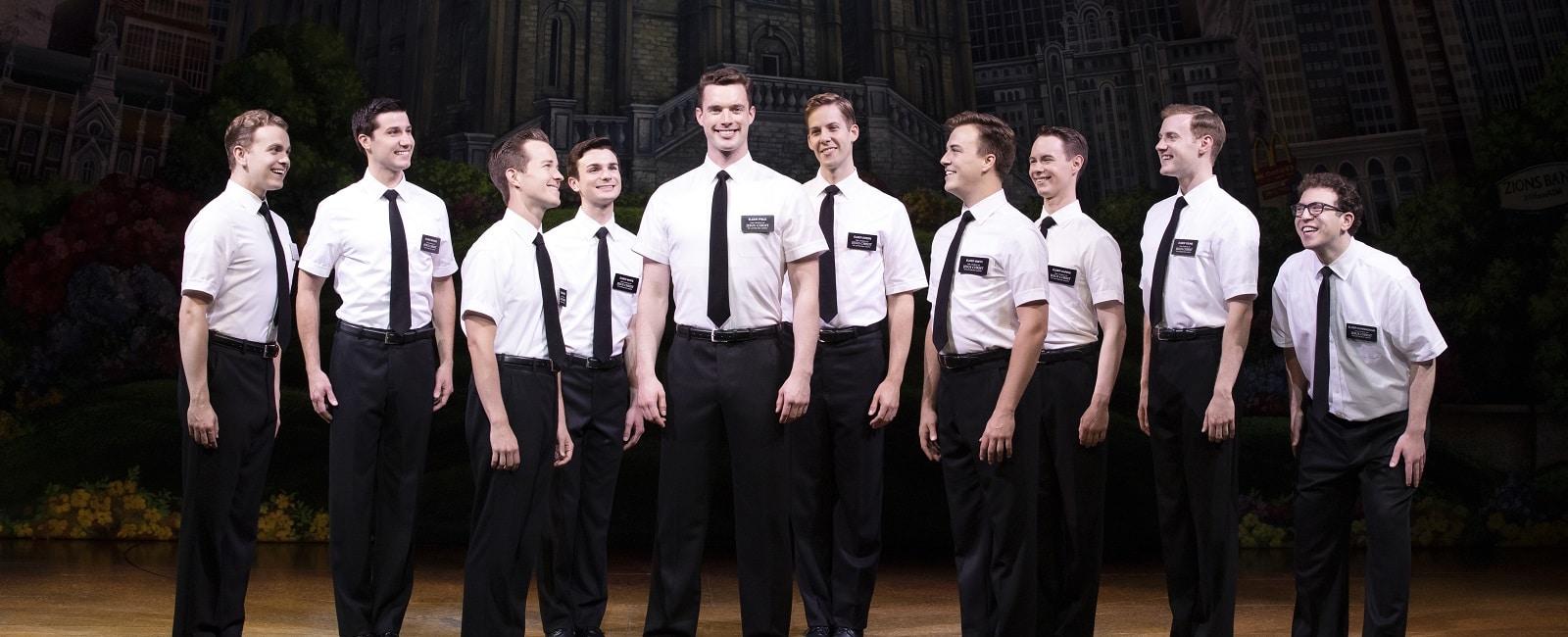 The Book of Mormon Company - The Book of Mormon (c) Julieta Cervantes 2019
