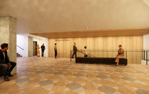 Cross Aisle Lobby