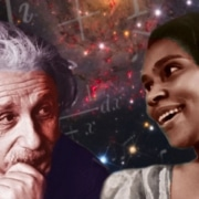 """The friendship between Albert Einstein and Marian Anderson is explored in 'Secrets f the Universe and Other Songs."""""""
