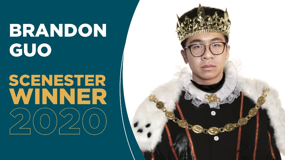 Brandon Guo Scenesters 2020